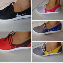 Sapatilha Alpargatas Nike Feminina