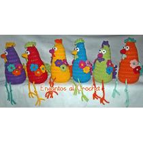 Gallinitas Encantos Al Crochet