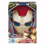 Mascara Avengers Iron Man 3 Lanza Misiles- Rayo Para Apuntar