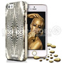 Estuche Puro Forro Iphone 5 5s Cover Animal Print Just