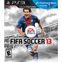 Juego Fifa Soccer 13 Ps3 Original Casi Sin Uso Envio Gratis