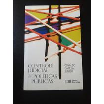 Livro Controle Judicial De Políticas Públicas