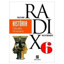 Projeto Radix - Historia - 6o Ano (livro Do Professor). - Cl