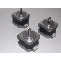 Motores A Pasos Nema 17, De 12v 0.4a, Y De 4.8w. Cnc, Pololu