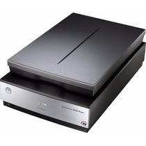 Scanner Fotográfico Epson V800 Pro Negativos Fotos Escáner