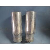 Ponteira De Cano De Descarga Aluminio