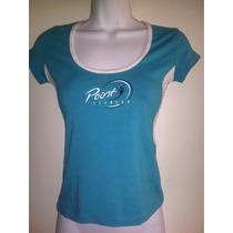 Camisa/franela Deportiva Para Dama Pima Cotton