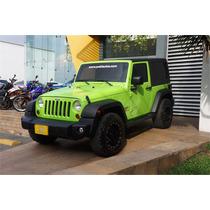 Jeep Wrangler 3p Automático