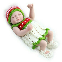 Boneca Reborn Dormindo -pronta Entrega