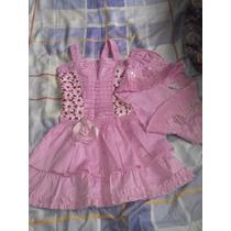 Bellos Vestidos De Niñas A La Moda Tallas 4,6,8,10 Años.