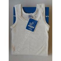 Camiseta Franelilla Blanca Ovejita Original Talla 2 A La 12