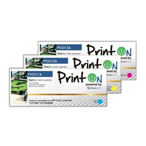 Printon Toner Compatible Hp 126a, Serie Colores