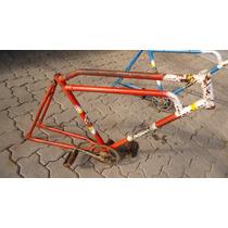 Quadro De Bicicleta Antiga Odomo