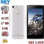 Telefono Android Sky 4g Lte Eite 5.0lw Pantalla Doble Flash