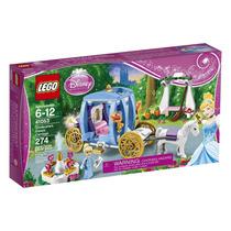 Lego Mod 41053 Disney La Carroza De Ensueño De Cenicienta