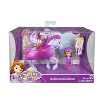Princesita Sofia Y Minimus ! De Mattel - Minijuegonet