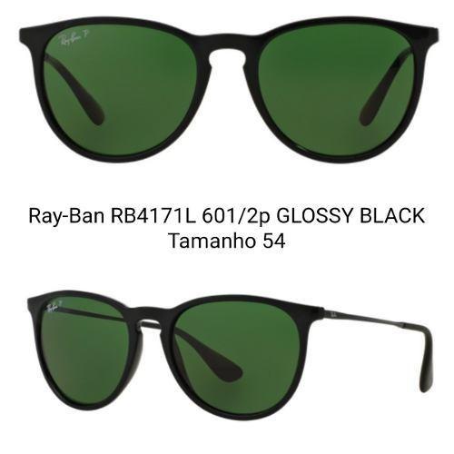 29ea00509e49a Óculos Ray-ban Erika - Rb4171l - Polarizado - Frete Grátis - R  269 ...