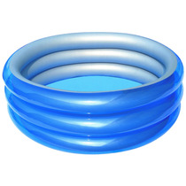 Piscina Inflable 3 Anillos Metalica Bestway, 51041