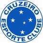 Adesivo Cruzeiro Zero Times Escudo Brasileiro Moto Carro