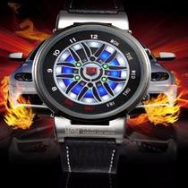 Relógio Bmw Binário Tvg Led
