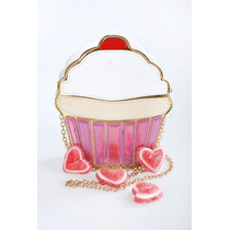 Bolsa Kawaii De Cupcake.moda Japonesa / Asiática
