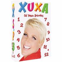 Coleção Xuxa Só Para Baixinhos 12 Dvds + Frete Grátis+brinde