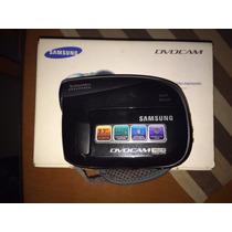 Videocámara Samsung Minidvd+juegos