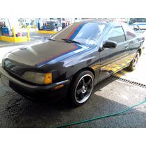 Hyundai Scoupe 1991