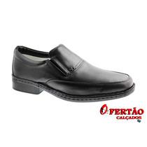 Sapato Alcalay Em Couro Franca 6076 Promocão