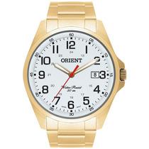 Relógio Orient Mgscc1048-dourado / Frete Gratis