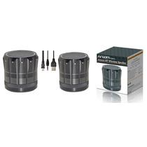 Cornetas Atomic Bluetooth Inalambricas Argom Tech