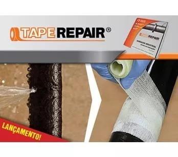 df0174918 Taperepair Bandagem Industrial Quimatic Reparo P/ Vazamentos - R$ 610,38 em  Mercado Livre