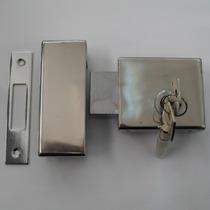 Fechadura Tetra Porta De Vidro Blindex Ou Santa Maria
