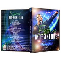 Dvd Anderson Freire Essencia Ao Vivo Original Mk