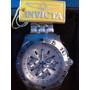 Reloj Invicta Original De Coleccion (nuevo)