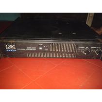 Amplificador Qsc 2450, Acepto Cambios