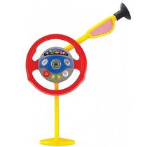 Volante Direção Brinquedo Auto Carro Luz Sonoro Bel 4876