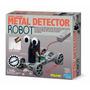 4m Manualidades Kit Para Contruir Un Robot Detector De Metal