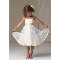 Patrones De Vestidos Para Niñas Todas Las Tallas Moldes Beb