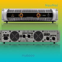 Potência Behringer Inuke Nu6000 Amplificadores Inuke
