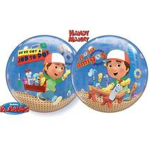 22 Inch Handy Manny 3d Globos De Burbujas