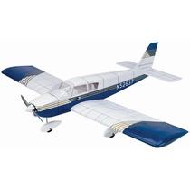 Hangar 9 Avion Piper Cherokee .40 Arf R/c Nitro (solo Avion)