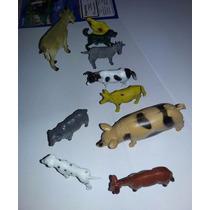 Kit Fazenda Fazendinha Animal Brinquedos Plasticos + Barato