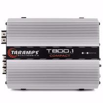 Módulo Amplificador Taramps T800 800w Rms 2 Ohms 1 Canal