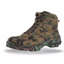 Bota Militar Digital Bdu Stealth Airlight 707 Zapato Tactico