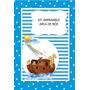Kit Imprimible Tarjetas Invitaciones Arca De Noe Nuevo