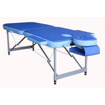 Mesa Maca Massagem Dobrável Divã Portátil Estética C/ Bolsa