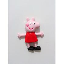 Peppa Pig- Aplique Em Biscuit