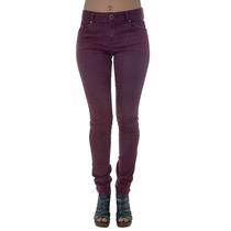 Calça Feminina Volcom Jeans Super Stone Skinny