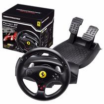 Volante Thrustmaster Ferrari Gt Experience Para Pc E Ps3